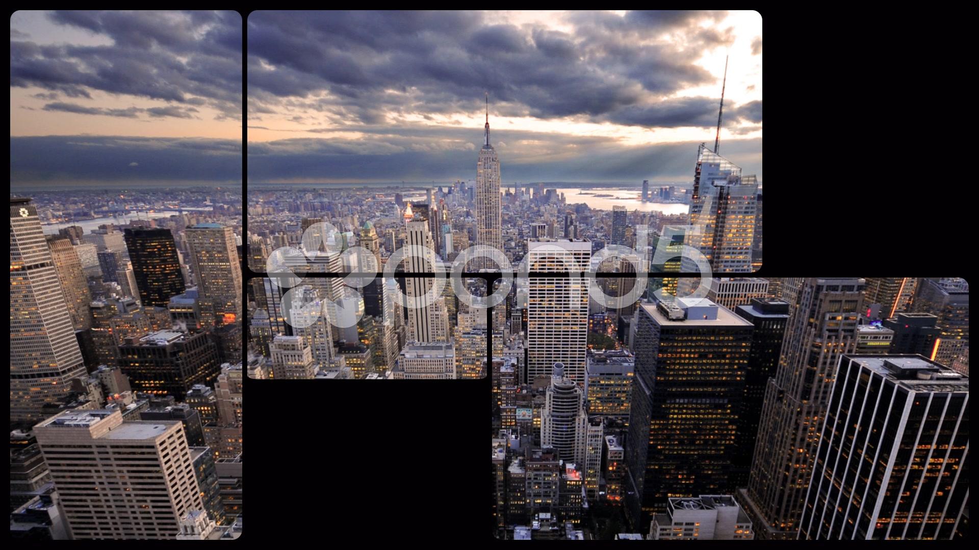 After Effects Project - Pond5 Elegant Split Slideshow 49096437