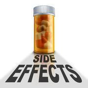 Prescription Medication Side Effects Stock Illustration