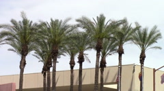 Downtown Phoenix Convention Center Stock Footage