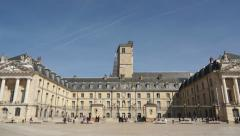 Ducal Palace Burgundy Dijon France Stock Footage