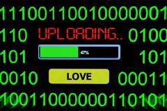 Upload love Stock Photos