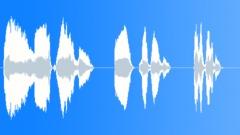Oh My Gravy - Female Voiceover - sound effect