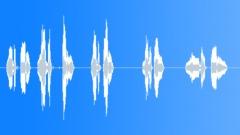 Move It Fatty - Female Voiceover - sound effect