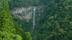 Nachi Falls, Wakayama Prefecture, Japan Stock Footage