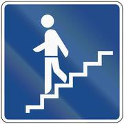 Stairs - stock illustration