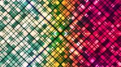 Broadcast Twinkling Cubic Diamonds 11 - stock footage