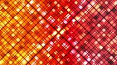 Broadcast Twinkling Cubic Diamonds 13 - stock footage