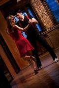 Tango Passion - stock photo