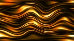 Texture gel Background ANIMATION gold Stock Footage