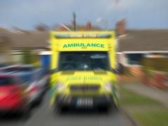 Ambulance vehicle Kuvituskuvat