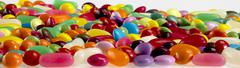 Panoramic Colours, Sweets Stock Photos