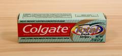 Colgate toothpaste - stock photo