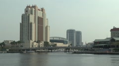Tampa's Waterfront District - Vinikville Stock Footage