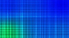 Broadcast Intersecting Hi-Tech Lines, Multi Color, Abstract, Loopable, HD Stock Footage