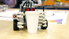 Robots, developed on the basis of the constructor Stock Footage