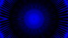 Ping pong Lines vortex Blue - LoopNeo VJ Loops HD 1920X1080 Stock Footage