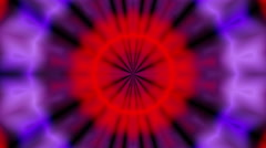 Ping pong Lines vortex Purple & Red - - LoopNeo VJ Loops HD 1920X1080 Stock Footage