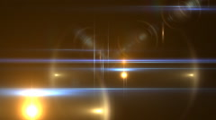 Optical Flares 101 - stock footage