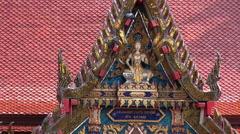 WAT BANG PENG TAI, MIN BURI, THAILAND - 68 Stock Footage