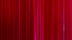 Broadcast Vertical Hi-Tech Lines, Red, Abstract, Loopable, HD Stock Footage