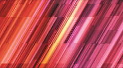 Broadcast Twinkling Slant Hi-Tech Bars, Golden, Abstract, Loopable, HD Stock Footage