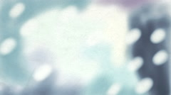 Stock Video Footage of Painting. Hand drawn animation abstract background on paper. Airbrush look.