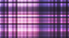 Broadcast Twinkling Hi-Tech Strips, Purple, Abstract, Loopable, HD Stock Footage