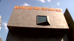 Whitney Museum of Art Stock Footage