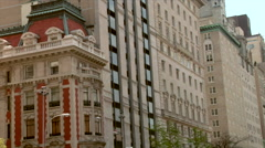 Stock Video Footage of Fifth Avenue