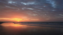 South Carolina sunrise Stock Footage
