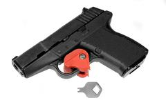 Locked Pistol Stock Photos