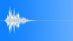 Metallic Robotic Whoosh 4 (High Tech, Futuristic, Swish) Sound Effect