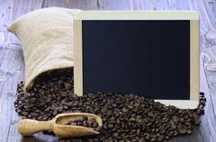 Coffee. - stock photo