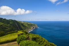 Flores Island, Azores Stock Photos