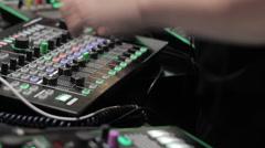 DJ Music producer Stock Footage