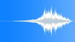 Cast Wind Ice 03 BW Sound Effect