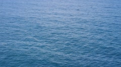 Deep blue sea, a tranquil background Stock Footage