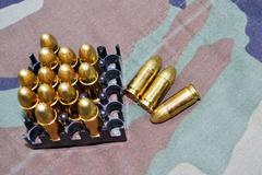 Bullets Stock Photos