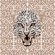 Leopard pattern vector Stock Illustration