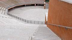 Parco della Musica. Rome, Italy Stock Footage