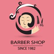 Barbershop Stock Illustration
