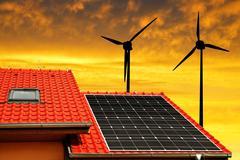 Energy concepts Stock Photos