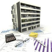 Apartment purchase Stock Illustration