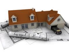 Architecture residential   e Stock Illustration