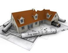 Stock Illustration of Architecture residential   f
