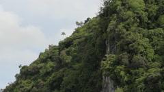 Rock Islands of - PALAU Stock Footage