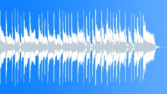 Stock Music of Positive Funk Blues Soul groove 15sec edit