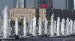 Moscow city Day 1 3 Stock Footage