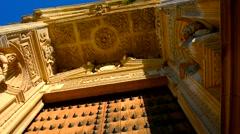 Cartuja monastery, Jerez de la Frontera, Cadiz, Spain - stock footage