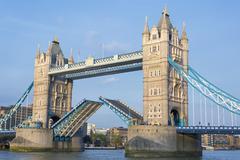 Tower Bridge, London. - stock photo